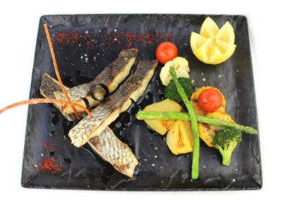 pescados frescos carta la xerna del mar