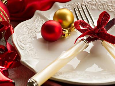 Siente la brisa mediterránea en tu comida de Navidad y Año Nuevo.
