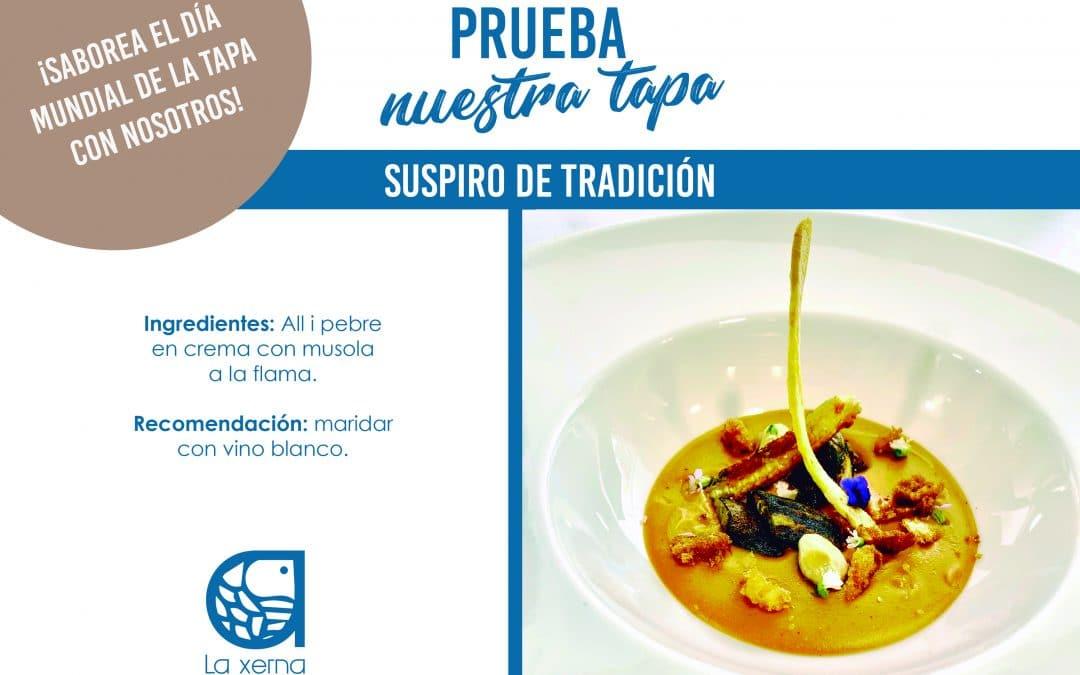 Celebra el Día Mundial de la Tapa con sabor a tradición